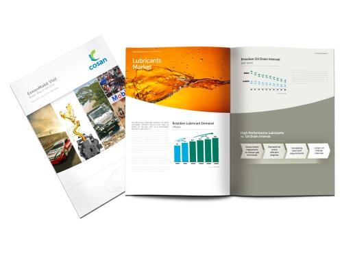 Catálogo Cosan - ExxonMobil Visit